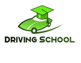 Nro 24 kilpailuun Design a Logo for Driving School Business käyttäjältä hicherazza