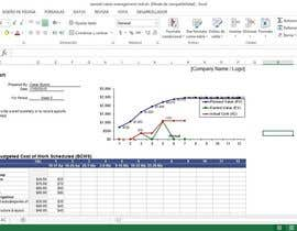 #4 untuk Design Excel cashflow forecast for my new business plan oleh cesbue