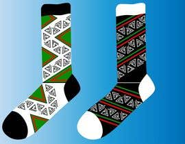 #38 untuk Sock Designs! Best 2 Designs (1 Male, 1 Female) Wins! oleh winkeltriple