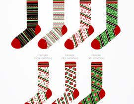 #45 untuk Sock Designs! Best 2 Designs (1 Male, 1 Female) Wins! oleh lokmenshi