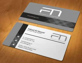 #31 for Design some Business Cards for an interior design firm af akhi1sl