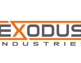 #41 para Design a Logo for Exodus Industries por ricardosanz38