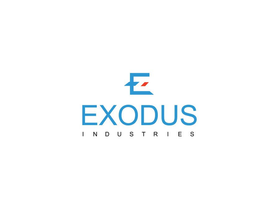 Inscrição nº 13 do Concurso para Design a Logo for Exodus Industries