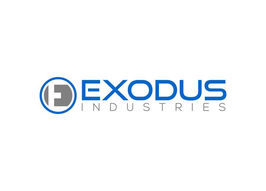Inscrição nº 22 do Concurso para Design a Logo for Exodus Industries