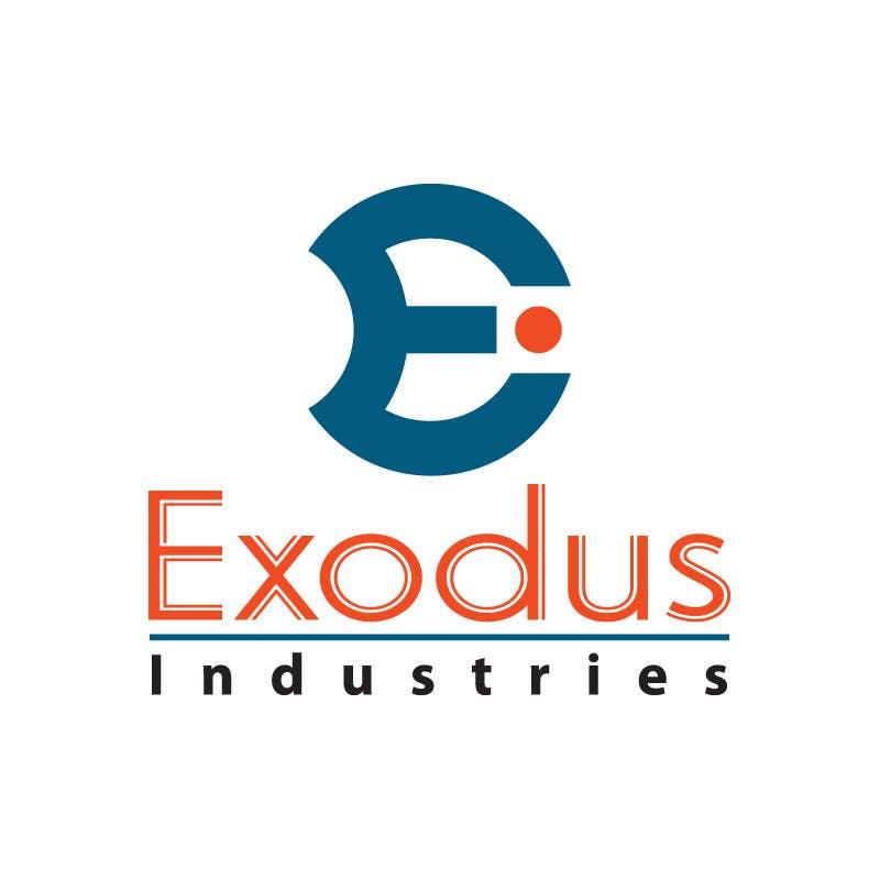 Inscrição nº 23 do Concurso para Design a Logo for Exodus Industries