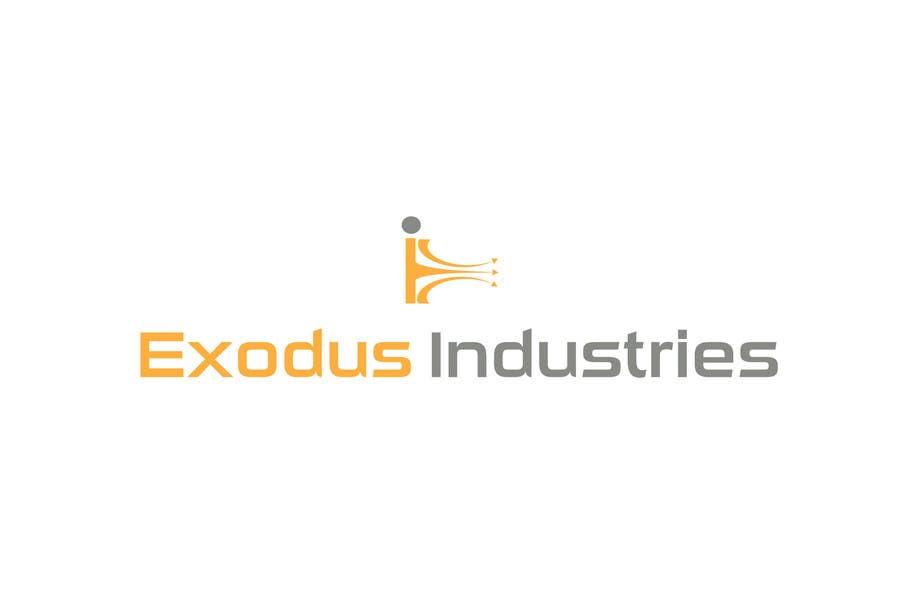 Inscrição nº 24 do Concurso para Design a Logo for Exodus Industries