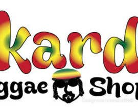 #10 for Disegnare un Logo for Internet Reggae Shop by fiskkj14