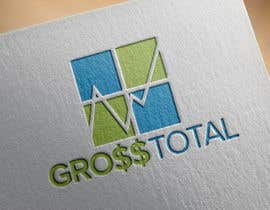 "#64 cho Design a Logo for ""Gro$$ Total"" bởi screenprintart"