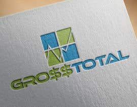 "#67 cho Design a Logo for ""Gro$$ Total"" bởi screenprintart"