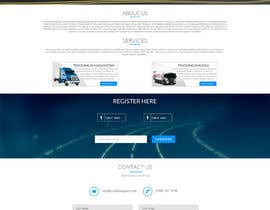 #3 for Transportation Website Design by prodesign842