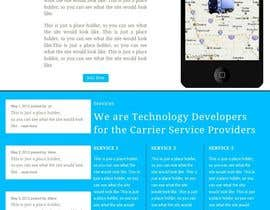 #12 for Transportation Website Design af Aliasgar19987