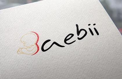 #45 for Design a Baby Logo for www.baebii.com af shanzaedesigns