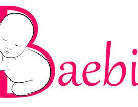 #48 for Design a Baby Logo for www.baebii.com by andreealorena89