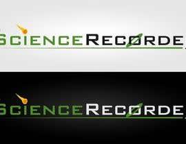 #22 untuk Design a Logo for ScienceRecorder.com oleh hubbak