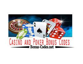 Cristian09 tarafından Design a Logo for Poker and Casino Bonus Codes Site için no 45