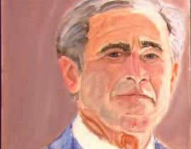 #9 for Paint Like George W. Bush by jesminmoriom