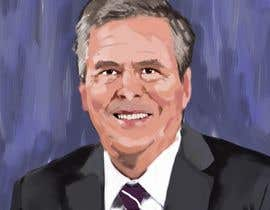 #33 for Paint Like George W. Bush by nonie26