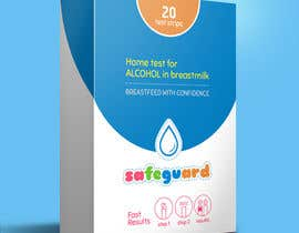 #58 untuk Create Print and Packaging Designs for breastmilk alcohol test oleh LuisEduarte