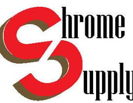 #11 for Design a Logo for Chrome Supply by watzinglee