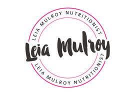 "julabrand tarafından Design a Logo for ""Leia Mulroy Nutritionist"" için no 26"