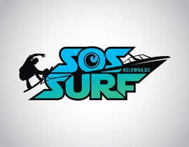 jantrakusuma tarafından Wake/Surf Board Boating Company needs cool Logo Design için no 36