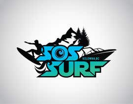 #71 para Wake/Surf Board Boating Company needs cool Logo Design por jantrakusuma