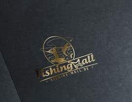 #54 para Design eines Logos for a fishing store por livebiplob