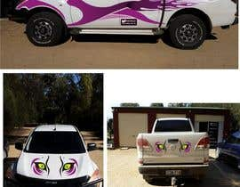 #30 cho Design our vehicle signage bởi nirajrblsaxena12