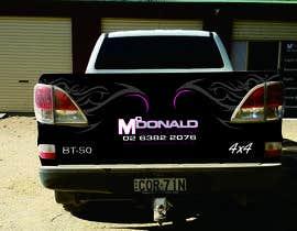 #8 cho Design our vehicle signage bởi Bugz318