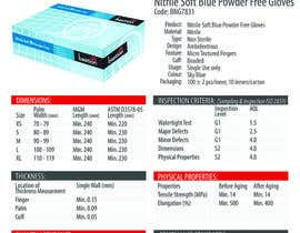 #3 cho Design a Product Data Sheet bởi jacklai8033399