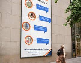Nro 3 kilpailuun Design a Banner for cashwealth.com.au käyttäjältä mahiweb123