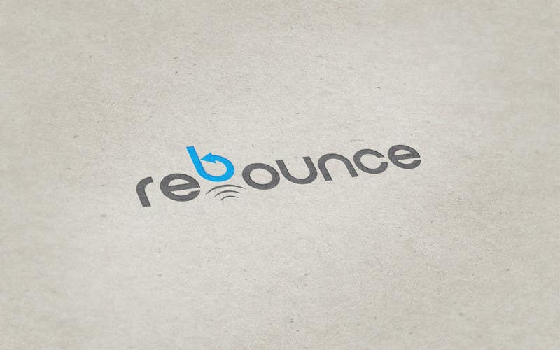 Bài tham dự cuộc thi #560 cho Design a Logo for Rebounce