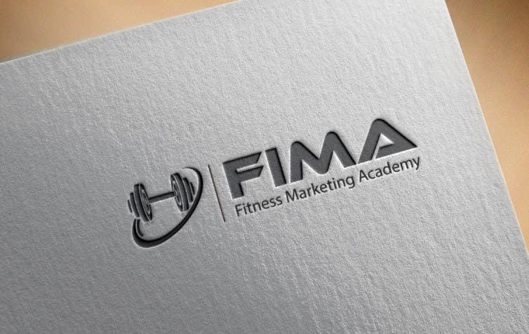 Penyertaan Peraduan #57 untuk Design a Logo for FIMA (Fitness Marketing Academy)
