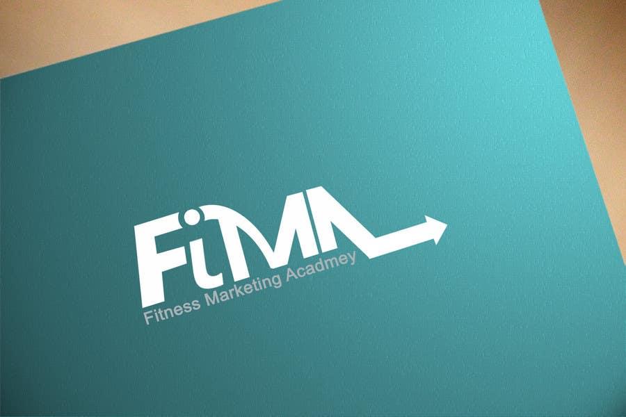 Penyertaan Peraduan #70 untuk Design a Logo for FIMA (Fitness Marketing Academy)