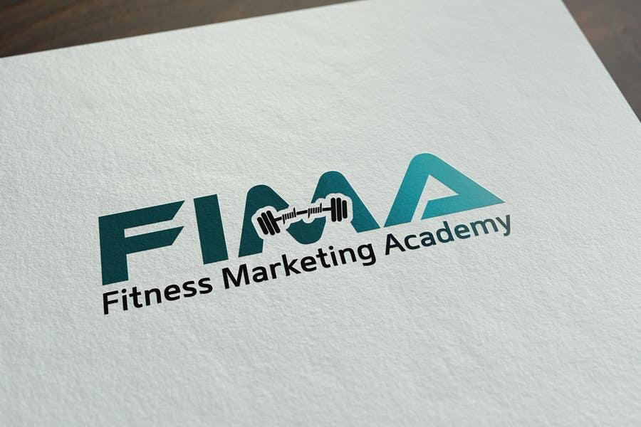 Penyertaan Peraduan #63 untuk Design a Logo for FIMA (Fitness Marketing Academy)