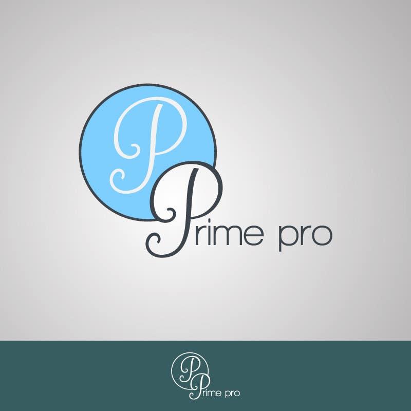 "Kilpailutyö #10 kilpailussa Design a Logo for ""Prime Pro"""