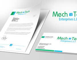 #10 cho Design a Logo for a company Mech N Tech Enterprises L.L.C bởi binoysnk