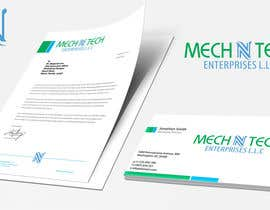 #12 cho Design a Logo for a company Mech N Tech Enterprises L.L.C bởi binoysnk