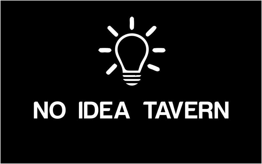 Bài tham dự cuộc thi #13 cho No Idea Tavern