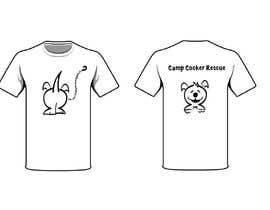 #23 para Design a T-Shirt for animal rescue por satgraphic