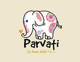 #21 for Diseño Logo Parvati af mirnaspin