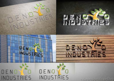 Logo Design Contest Entry #82 for Develop a Corporate Identity for Denovo Industries