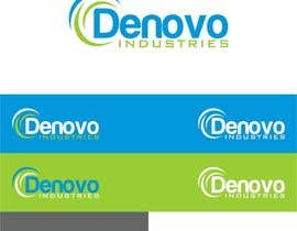 #49 para Develop a Corporate Identity for Denovo Industries por trying2w