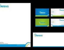 #64 para Develop a Corporate Identity for Denovo Industries por trying2w