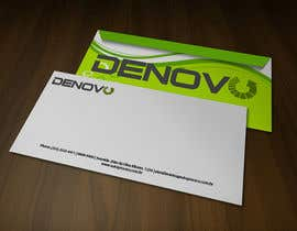 #57 para Develop a Corporate Identity for Denovo Industries por rogeriolmarcos