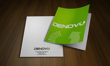 Logo Design Contest Entry #58 for Develop a Corporate Identity for Denovo Industries