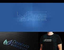 #62 para Develop a Corporate Identity for Denovo Industries por olivermxjp