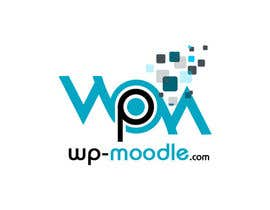 #73 cho Design a Logo for wp-moodle bởi nomib