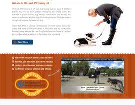 #14 for Build a Website for Service Dog Training Website af websoft07