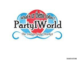 #20 for Party1World needs a CORPORATE Identity LOGO. af sandanimendis